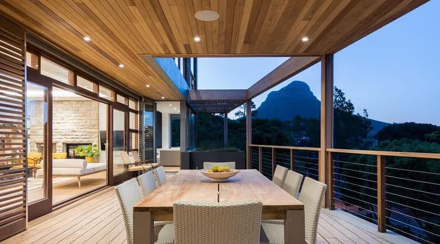 MOUNTAIN RETREAT, CAPE TOWN Stuart Thompson Architects   STARC