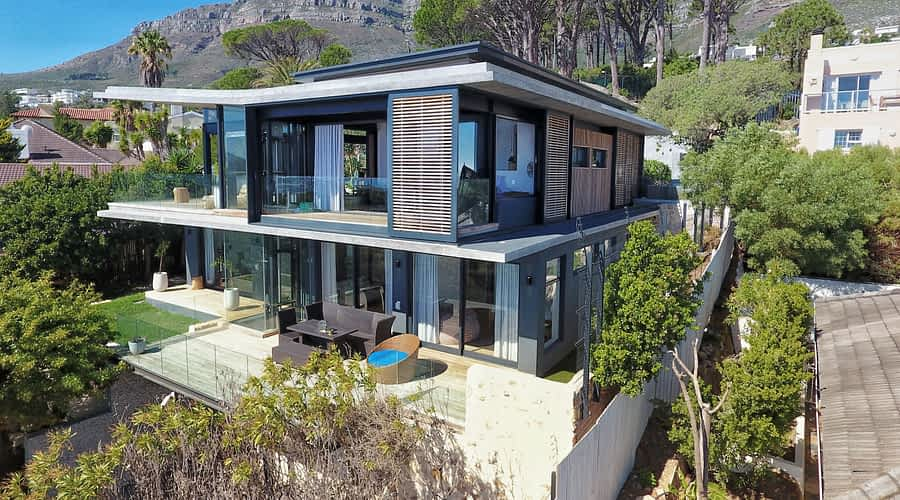 Stacked House, Camps Bay